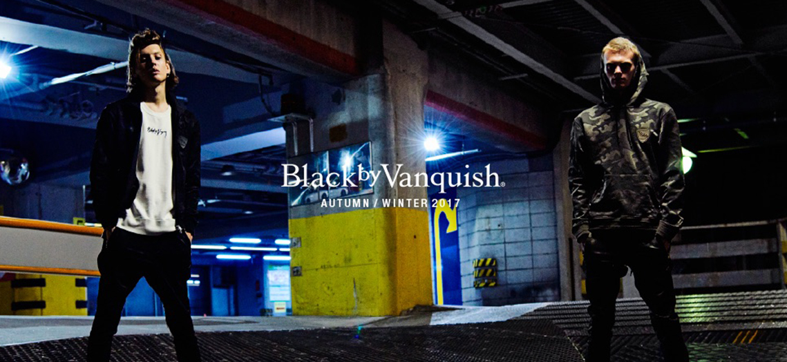 Black by VANQUISH A/W 2017
